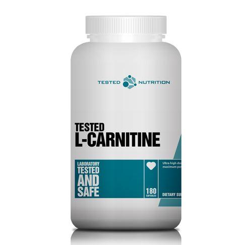 Tested L-Carnitine 180 capsule