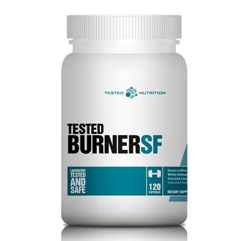 Tested Nutrition BurnerSF 120 kapsul