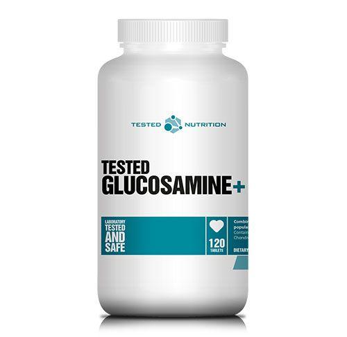 Tested Glucosamine+ 120 Tablet