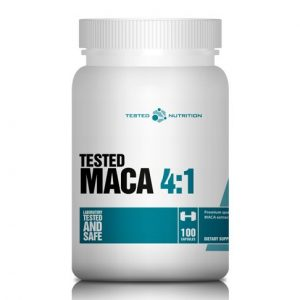 Tested Nutrition Maca 4.1