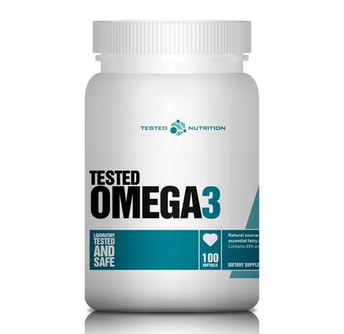 Tested Nutrition Omega 3