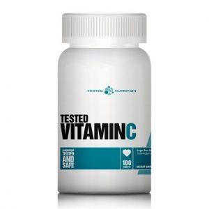 Tested Nutrition Vitamin C 100 kapsul