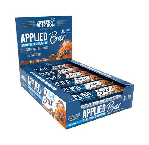 Applied Nutrition Protein Crunch Bar 60g choco