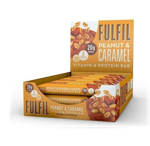 Fulfil Bar 55g peanut