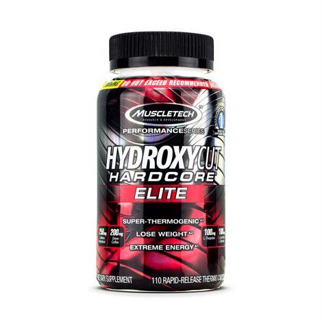 Hydroxycut Hardcore Elite 110 kapsul