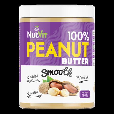 NutVit peanut smooth 1kg