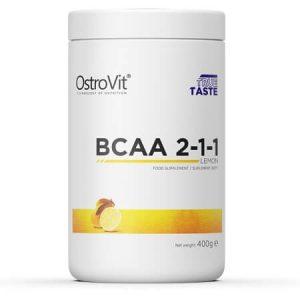 OstroVit BCAA 2.1.1 400g Lemon