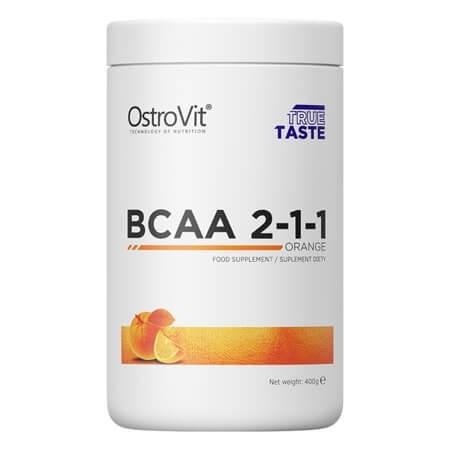 OstroVit BCAA 2.1.1 400g Orange
