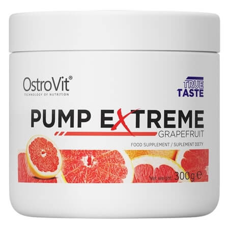 OstroVit Pump Extreme 300g Grapefruit