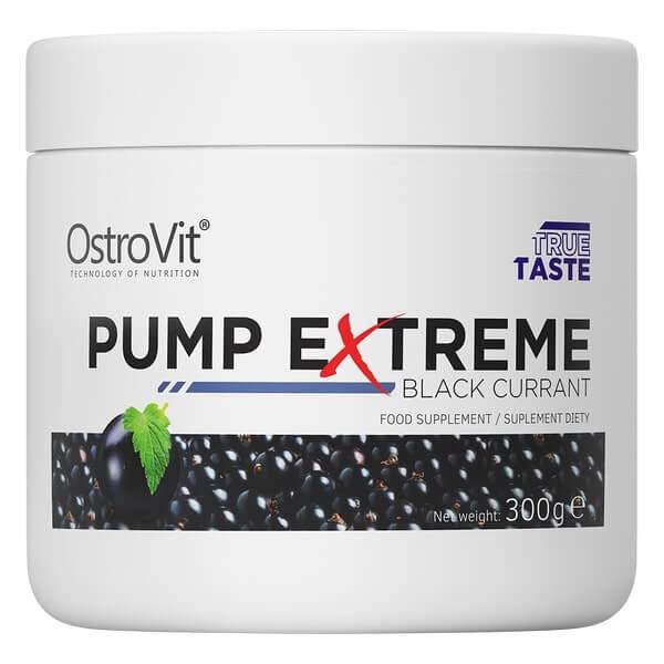 OstroVit Pump Extreme 300g black currant