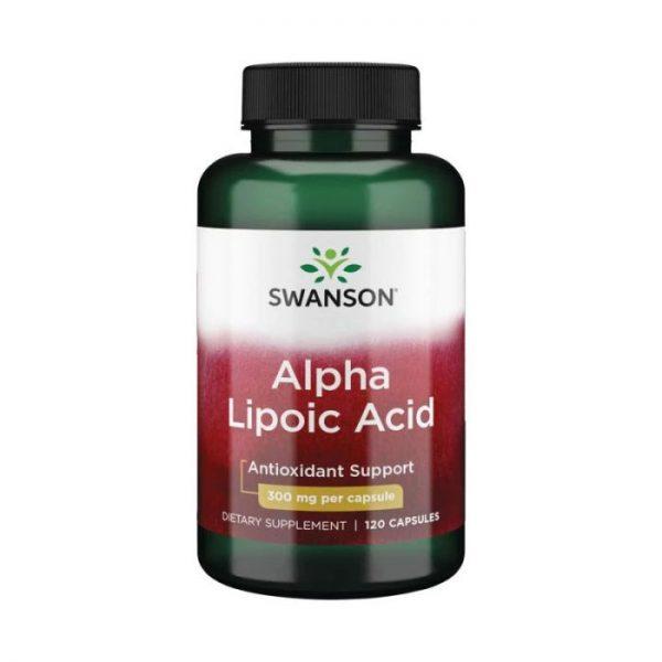 Swanson alpha-lipoic-acid 300mg