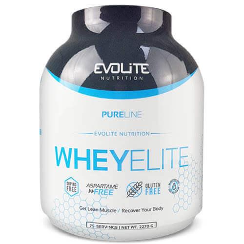 Evolite Whey Protein 2270g Nougat
