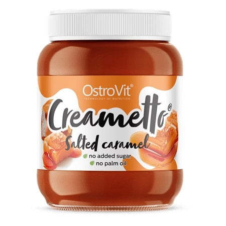 OstroVit Creametto 350g Salted Caramel