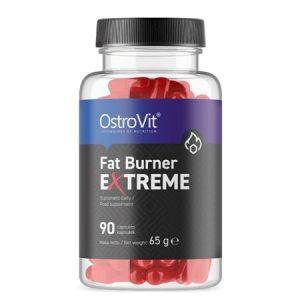 OstroVit Fat Burner Extreme 90 kapsul