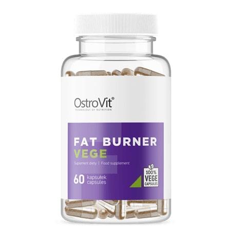 OstroVit Fat Burner VEGE 60 kapsule