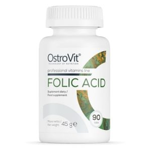 OstroVit Folic Acid 90 tablet