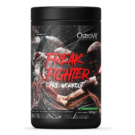 OstroVit Freak Fighter Pre Workout 500g