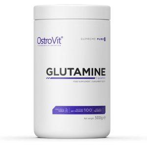 OstroVit Glutamine 500g unflavored
