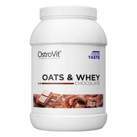 OstroVit Oats & Whey 1000g Chocolate