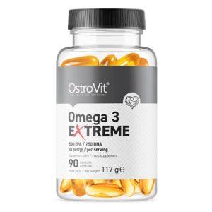 OstroVit Omega 3 Etreme 90 kapsul
