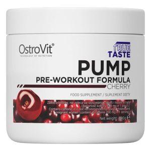 OstroVit PUMP Pre-Workout Formula 300 g Cherry