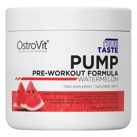 OstroVit PUMP Pre-Workout Formula 300g Watermelon