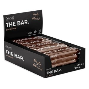 OstroVit THE BAR 21x60g BOX