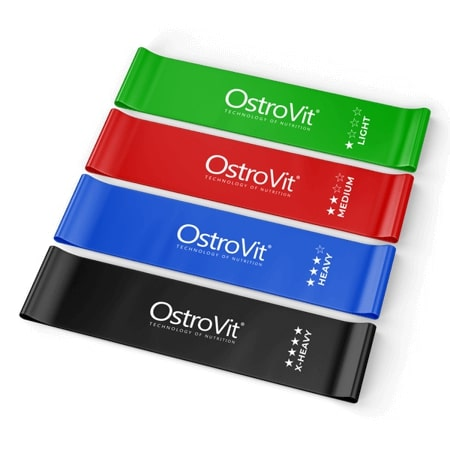 OstroVit Training bands set 4-ih