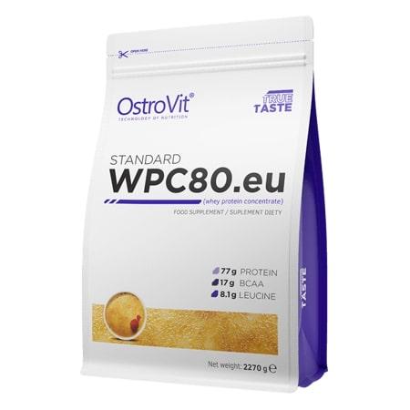 OstroVit WPC80 2270g Cream Brulee