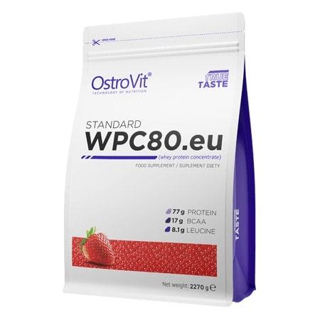 OstroVit WPC80 2270g Strawberry