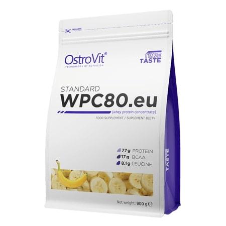 OstroVit WPC80 900g Banana