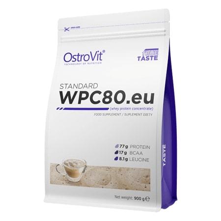 OstroVit WPC80 900g Cappuccino