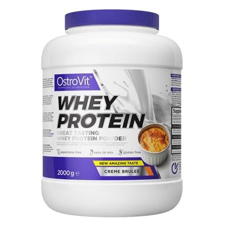 OstroVit Whey Protein 2000g Creme Brulee