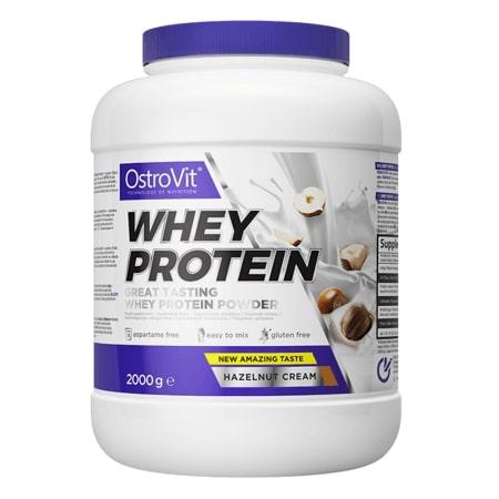 OstroVit Whey Protein 2000g Hazelnut