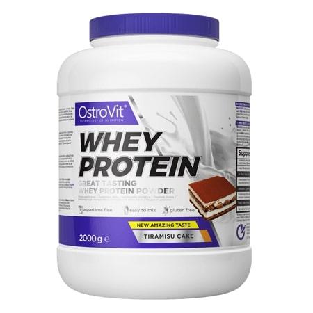 OstroVit Whey Protein 2000g Tiramisu