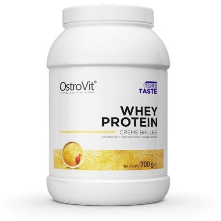 OstroVit Whey Protein 700g Cream Brulle