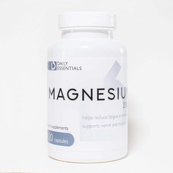 Daily Essentials Magnesium 120 kapsul