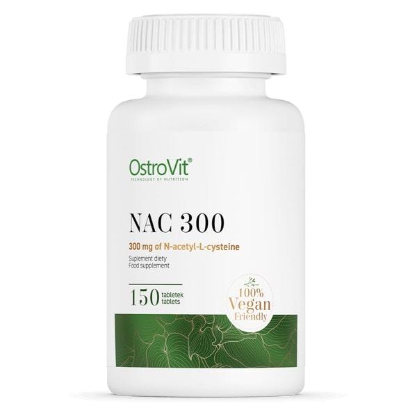 OstroVit NAC 300mg 150 tablet