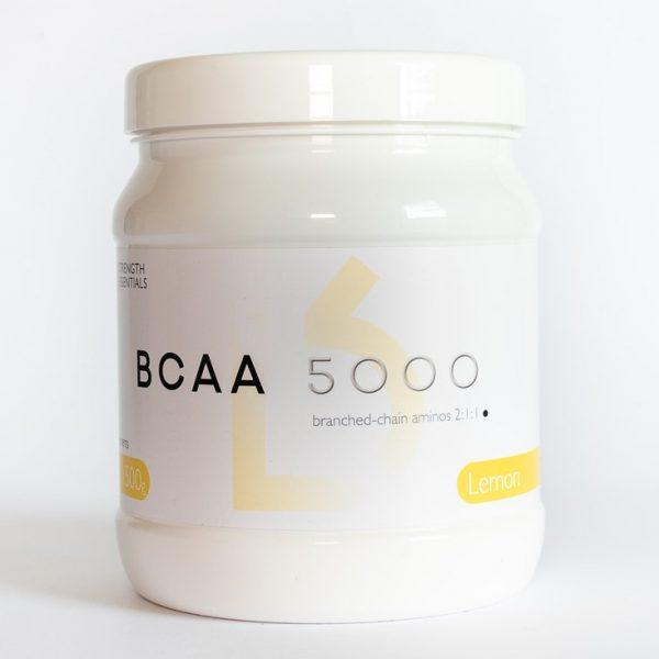 Strenght Essentials BCAA 500g lemon
