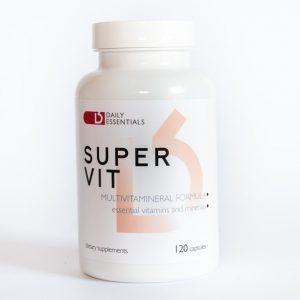 Daily Essentials Super Vit 120 kapsul