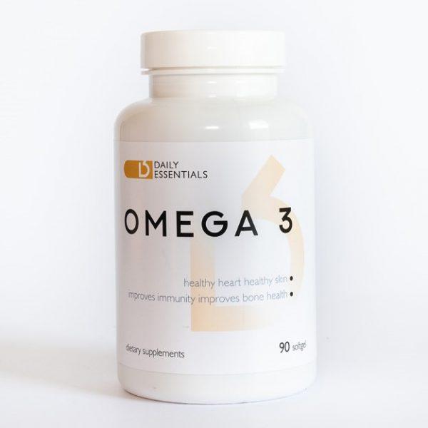 Daily Essentials Omega 3 90 kapsul