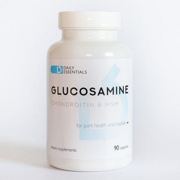 Daily Essentials Glucosamine 90 kapsul