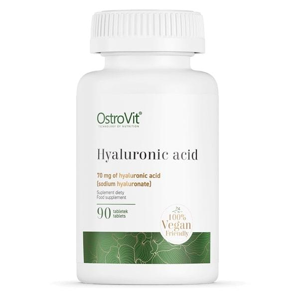 OstroVit Hyaluronic acid vegan 90 tablet (1)