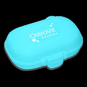 OstroVit Pill Box Blue