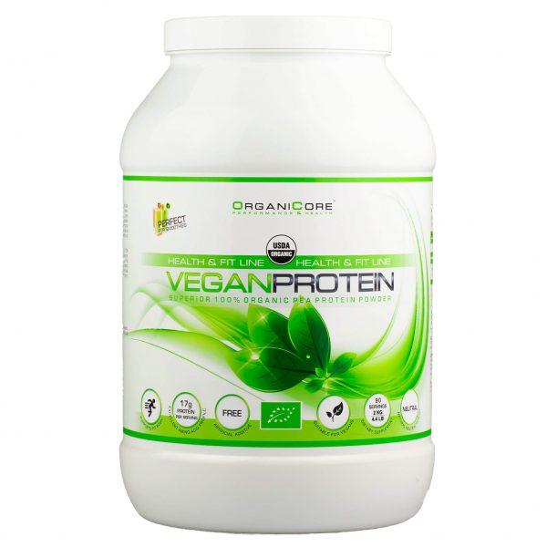 Organicore Vegan Protein 2000g (1)